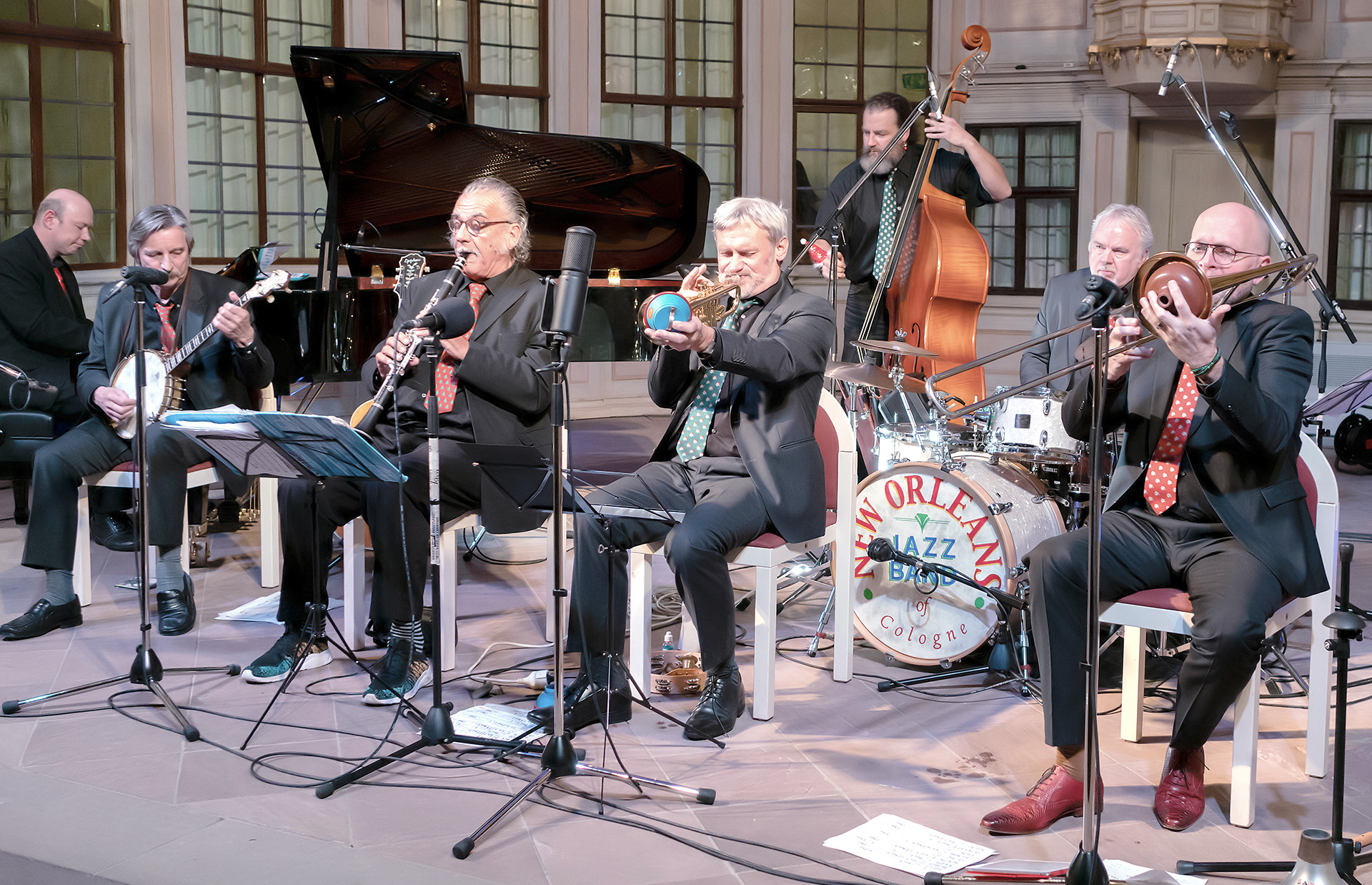 New Orleans Jazz Band of Cologne