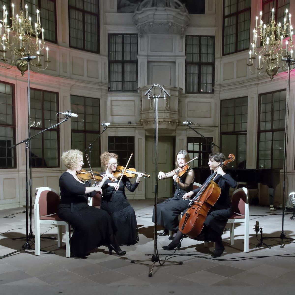 Rubin-Quartett