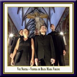Gregorian & Cistercian Chants · Vespera de Beata Maria Virgine