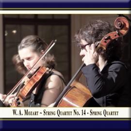 "MOZART: Streichquartett Nr. 14, KV 387 ""Frühlingsquartett"""