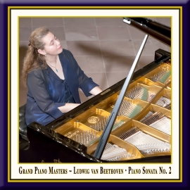 BEETHOVEN: Klaviersonate Nr. 2 in A-Dur, Op. 2/2