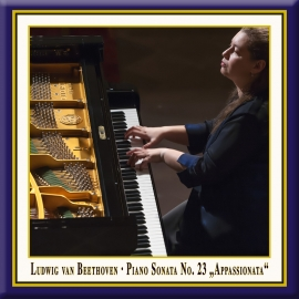 "BEETHOVEN: Klaviersonate Nr. 23 in F-Moll, Op. 57 ""Appassionata"""