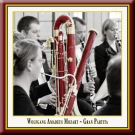 "Mozart: Serenade No. 10 in B-Flat Major, K. 361 ""Gran Partita"""