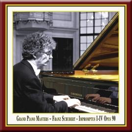 SCHUBERT: 4 Impromptus für Klavier, Op. 90