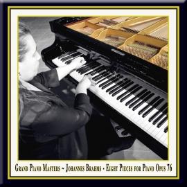 BRAHMS: 8 Klavierstücke, Opus 76