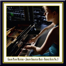 Bach: French Suite No. 5 in G Major, BWV 816