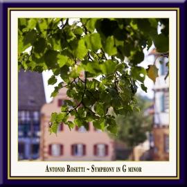 ROSETTI: Symphony in G Minor