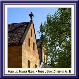"""Mozart: Symphony No. 40 in G Minor, K. 550 """"The Great"""""""