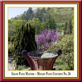 """MOZART: Piano Concerto No. 26 in D Major, K. 537 """"Coronation"""""""