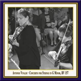 Vivaldi: Concerto for Strings in G Minor, RV 157