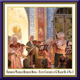 BENDA: Flute Concerto in G Major, Op. 4 No. 1