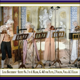 Boccherini: Sextet No. 3 in A Major