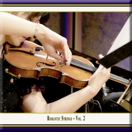 Romantic Strings · Vol. 2