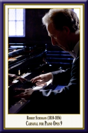 SCHUMANN: Carnaval for Piano