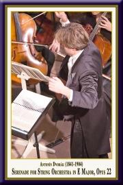 DVORAK: String Serenade in E Major, Opus 22