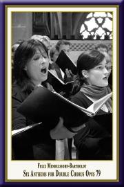 MENDELSSOHN: Sechs Sprüche für Doppel-Chor