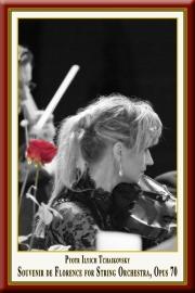 TCHAIKOVSKY: Souvenir de Florence for Strings