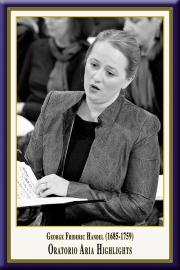 G.F. HANDEL: Oratorio Aria Highlights