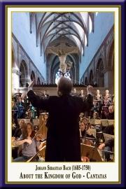 BACH: Cantatas for Soloists, Choir & Orchestra