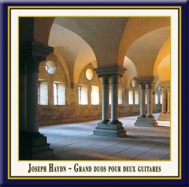 Haydn · Grand duos pour deux guitares